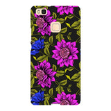 Flowers-a-phone-case-Huawei Blast Case LITE For Huawei P9 Lite