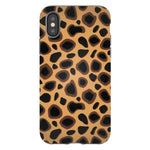 CHEETAH-skin-phone-case- IPhone Blast Case PRO For iPhone X