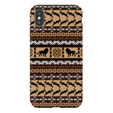 Africa-Lion-phone-case-IPhone Blast Case PRO For iPhone XS Max