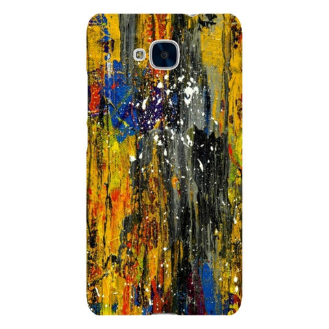 Abstract-3-phone-case-Huawei Blast Case LITE For Huawei Honor 5C