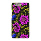 Flowers-a-phone-case-Huawei Blast Case LITE For Huawei P10 Plus