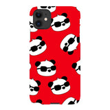 panda-Red-phone-case-IPhone Blast Case LITE For iPhone 11