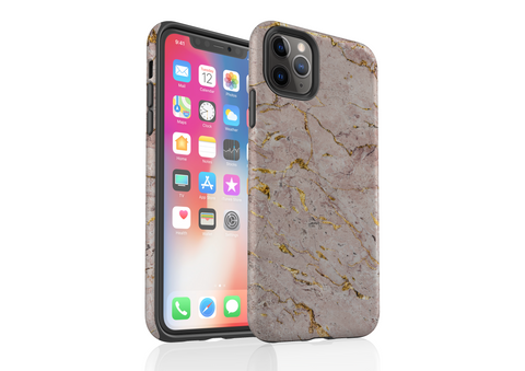 MARBLE - Rose Gold - IPhone