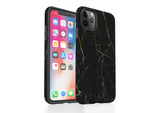 MARBLE - Black Gold - IPhone