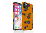 RADIOACTIVE PINEAPPLE Orange - Google Pixel