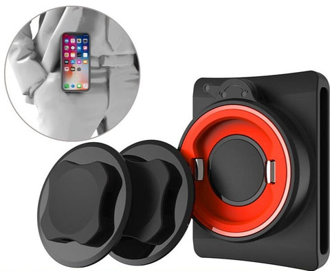 The Quick-Mount Phone Clipper - Universal Belt Clip Phone Holder