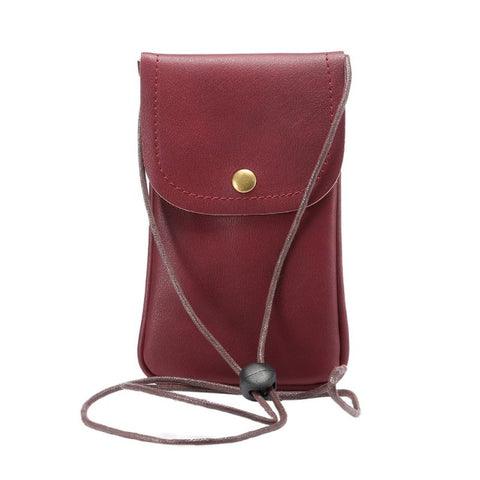 Leather Phone pouch / wallet