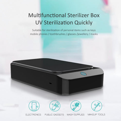 Ultraviolet Light Sterilizer Box