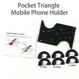 POCKET SIZE PHONE HOLDER