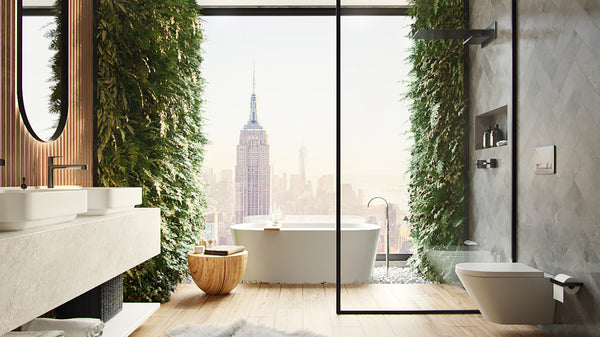 The 'NYC Bathroom' by Bampi 3D Studio