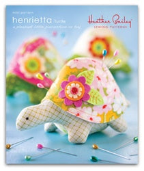 henrietta turtle mini pattern