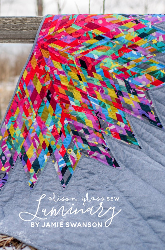 Luminary Quilt Pattern
