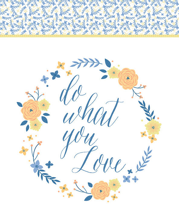 do what you love panel