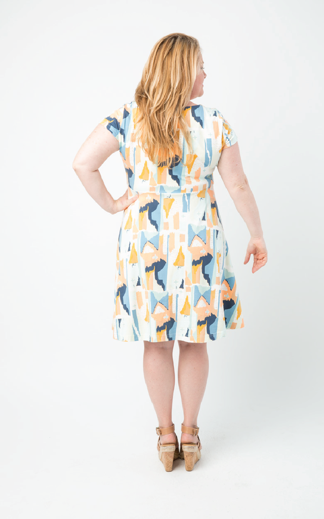 Cashmerette Turner Dress Pattern