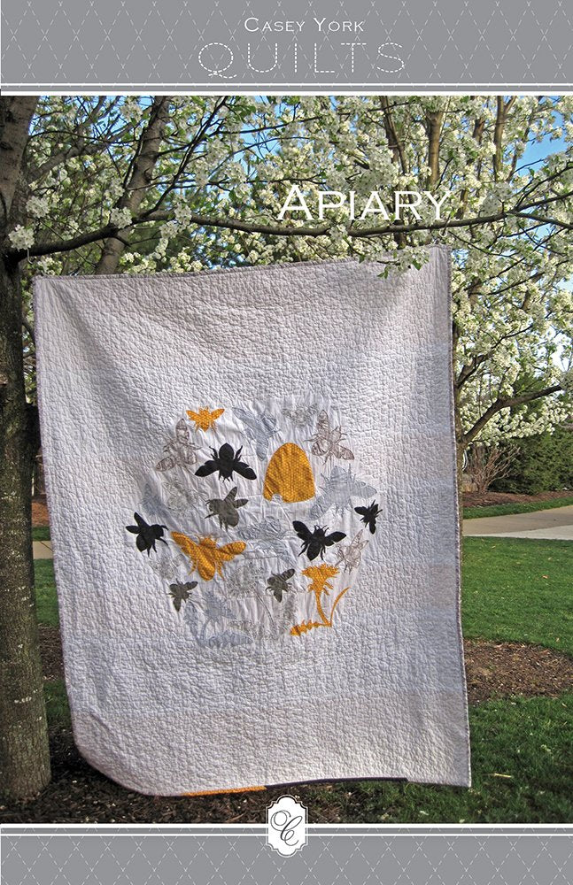 Apiary Quilt Pattern