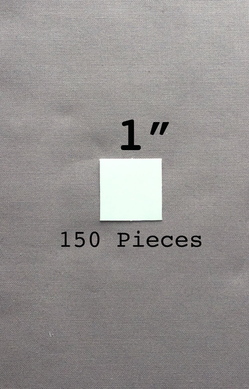 1-in Square Paper Pieces 150 count