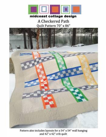 A Checkered Path Quilt