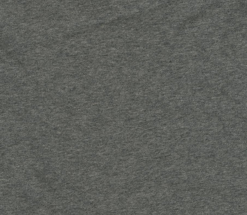 French Sweatshirt Fleece Gray