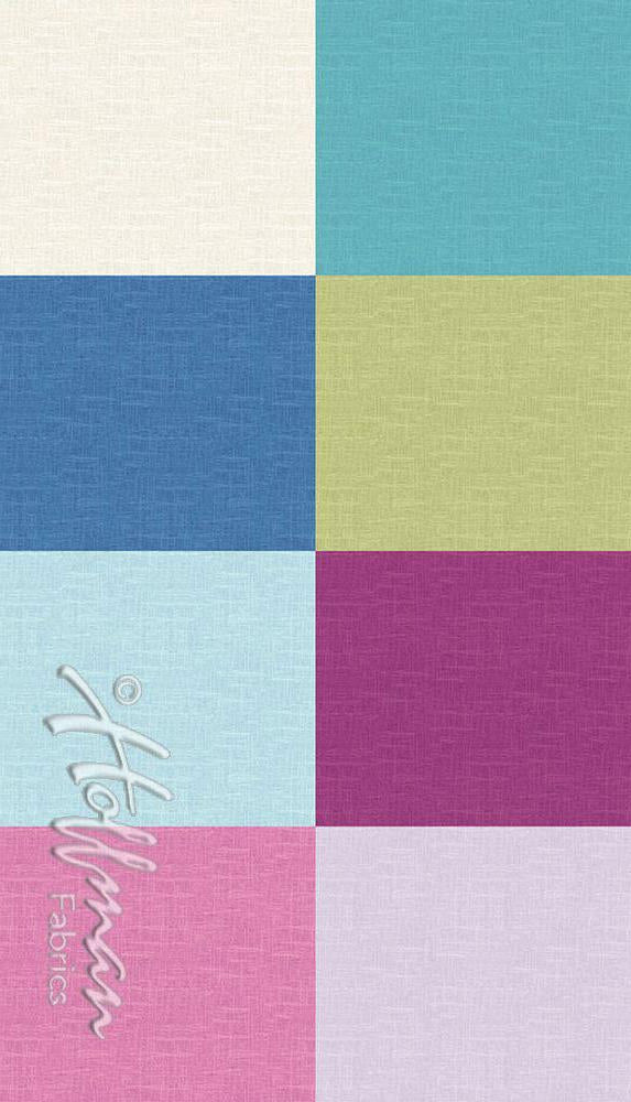 Sweet Pea Solids Panel