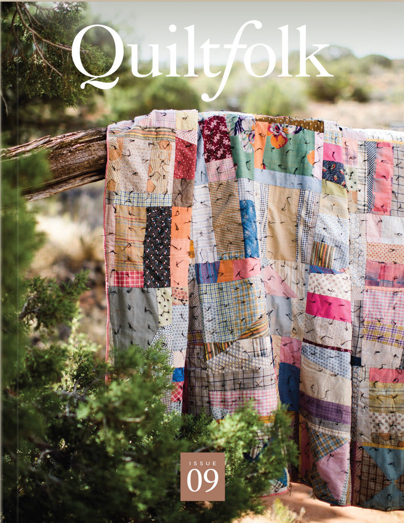 Quiltfolk Magazine Issue 09 Utah
