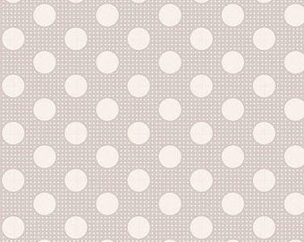 Tilda Dots Light Grey