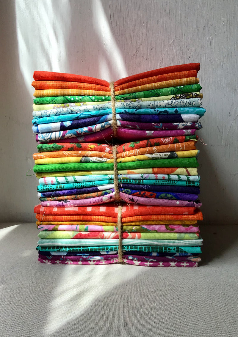 ROY G BIV Fat Quarter Bundle