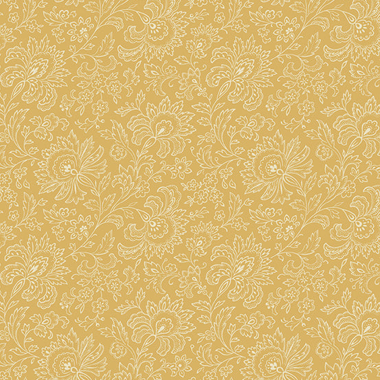 Beehive Jacobean Yellow