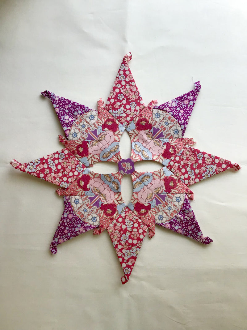 Tilda Brimfield Blooming Star Kit