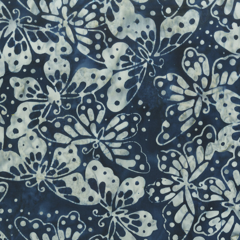 Number 18, 1950 Butterfly Navy