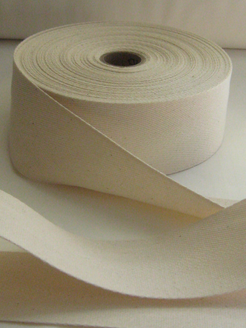 natural twill tape