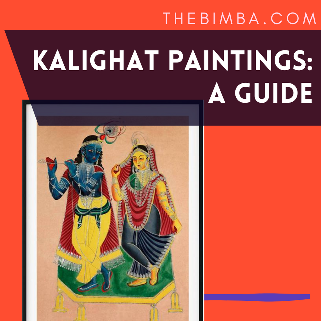Kalighat Painting: Everything You Need To Know About Kalighat Paintings!
