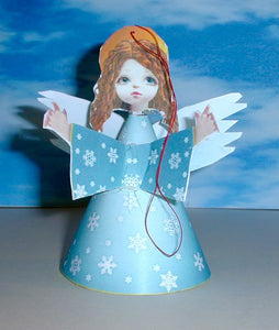 Holiday Christmas Angel