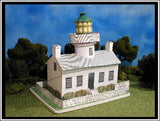 Pt Loma Lighthouse - Photorealistic