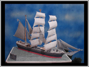 Star Of India - Photorealistic