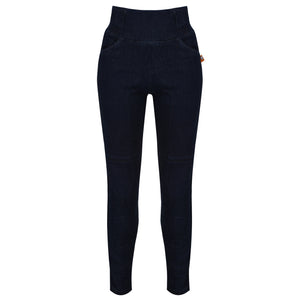 Melissa Blue Jean Jeggings - MotoGirl Ltd