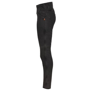 Melissa Grey Jeggings - MotoGirl Ltd