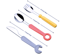 Load image into Gallery viewer, Kiddo Tool Cutlery