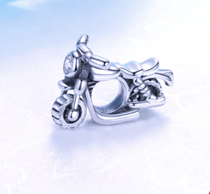 Motorcycle Cruiser Charm