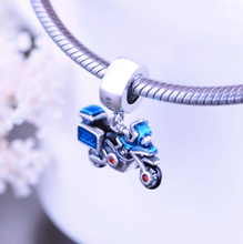 Load image into Gallery viewer, Touring Motorcycle Charm