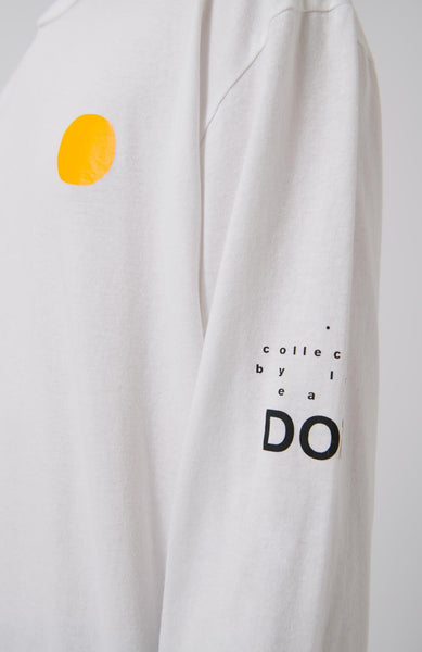 T-shirt manga comprida Dot Land