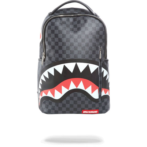 SPRAYGROUND SPRAYGROUND SHARKS IN PARIS GREY