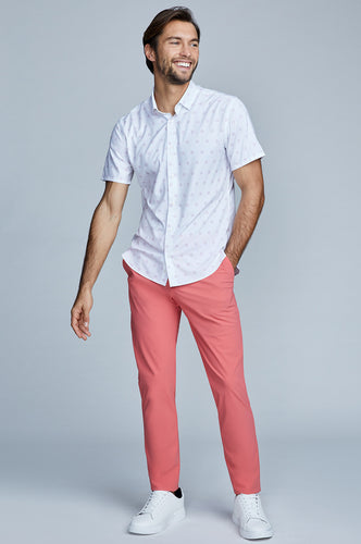 Men's Tech Pants - Canyon Rose