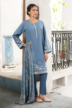 Load image into Gallery viewer, Unstitched 3 Piece Embroidered Doria Lawn Suit