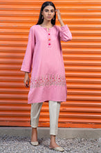 Load image into Gallery viewer, Stitched 1 Piece Embroidered Khaddar Shirt