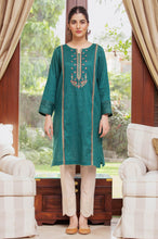 Load image into Gallery viewer, Stitched 1 Piece Embroidered Zari Turkishi Shirt
