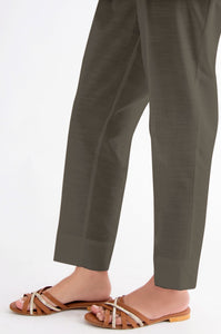 Unstitched Khadder Bottom - Charcoal