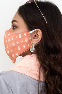 Fabric Face Masks (Pack of 2)