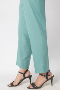 Basic Cambric Pants - Green