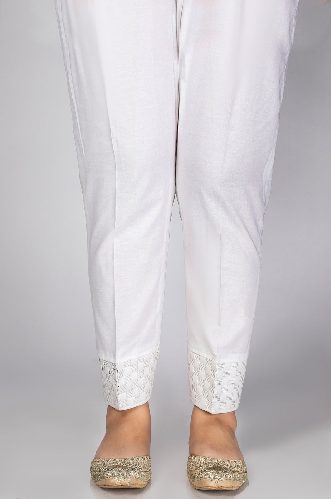 Embellished Cigarette Pants