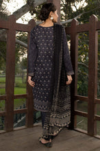 Load image into Gallery viewer, Unstitched 3 Piece Printed Lawn & Chiffon Suit